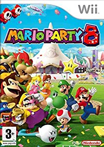 Nintendo Selects: Mario Party 8 (Nintendo Wii): Amazon.co