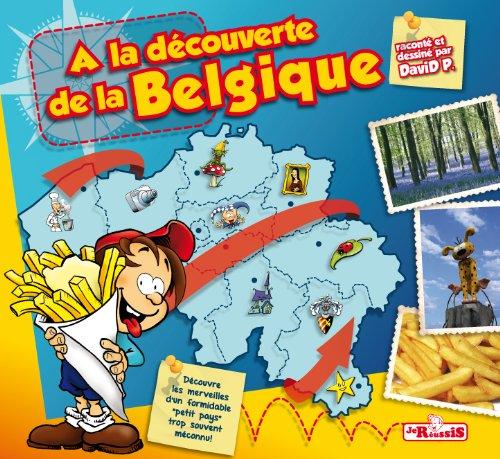 A la découverte de la Belgique par David p.