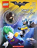 LEGO Batman Movie Activity Book with Minifigure: Chaos in Gotham City (The LEGO Batman Movie)