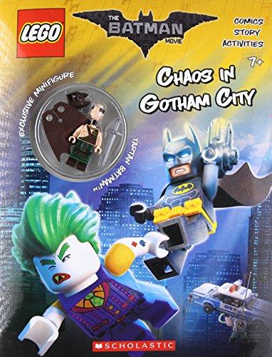 Chaos in Gotham City (Lego The Batman Movie)