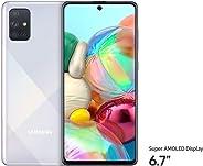 Samsung SM-A715FZSGXSG Galaxy A71 Smartphone 6.7