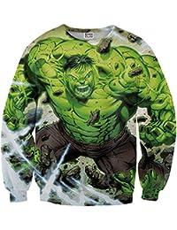 Sudadera Angry Hulk Sweater MV-MA002