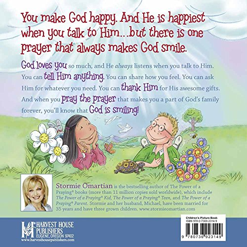 The Prayer That Makes God Smile (The Power of a Praying (R) Kid)