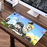 AURORBOY Big Mouse Pad Matte Große Mousepad Customized Spiel Gamer Gaming Anime Sexy Tastatur Kissen Für Pc Latop Notebook