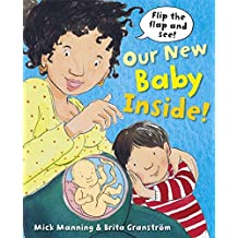 Our New Baby Inside (One Shot) by Mick Manning (2013-07-11)