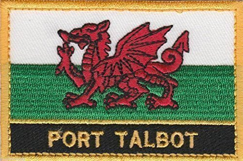 port-talbot-wales-cymru-town-city-embroidered-sew-on-patch-badge