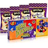 1xJelly Belly Bean Boozled Partyspiel & 4xJelly Belly Harry Potter Bertie Bott´s Sweetsking Set