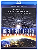 Independence Day 2 [Blu-Ray]+[Blu-Ray 3D] [Region B] (IMPORT) (Keine deutsche Version)