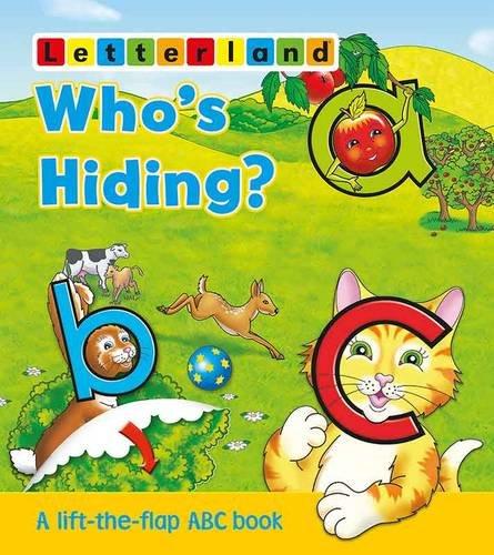 Who's Hiding ABC Flap Book (Letterland Picture Books) por Lyn Wendon