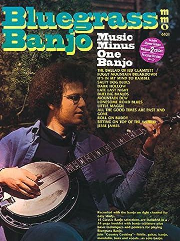 Bluegrass Banjo: Deluxe 2-CD Set (Music Minus