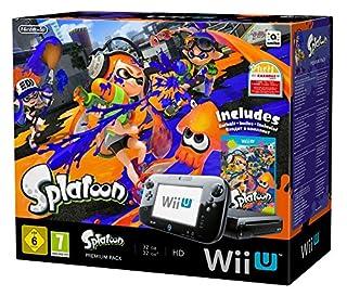 Console Nintendo Wii U 32 Go noire + Splatoon - édition limitée (B00WJVISZ2)   Amazon price tracker / tracking, Amazon price history charts, Amazon price watches, Amazon price drop alerts