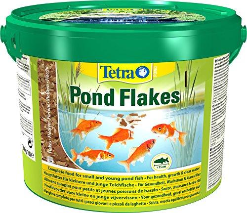 Tetra Pond Flakes, 10 L