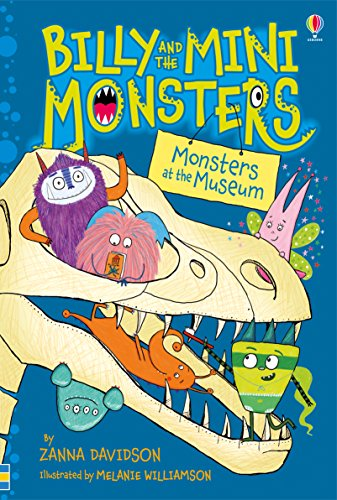 Billy and the Mini Monsters: Monsters at the Museum (Young Reading Series 2 Fiction) por Zanna Davidson