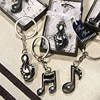 Musical Note Key Chain Favors - 60 count by Fashioncraft preisvergleich bei billige-tabletten.eu