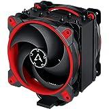 ARCTIC Freezer 34 eSports DUO - Dissipatore di processore semi-passivo con 2 ventole da PWM 120 mm per Intel e AMD, Dissipato