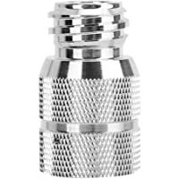 【𝐏𝐫𝐢𝐧𝐭𝐞𝐦𝐩𝐬 𝐕𝐞𝐧𝐭𝐞 𝐂𝐚𝐝𝐞𝐚𝐮】Adaptateur de bouteille de CO2 pour SodaStream TR21-4 filetage mâle à G1/2 Type30 filetage…