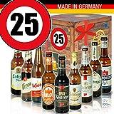 Bierbox - DDR Bierbox - Zahl 25 - Geschenkidee Vater