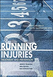 Running Injuries: Treatment and Prevention by Jeff Galloway (2009-10-15)