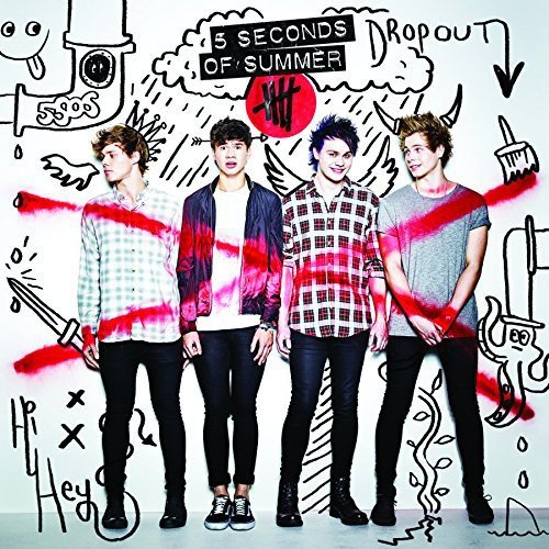 5 Seconds Of Summer - Deluxe Edition [w/ DVD + Goods, Limited Edition]