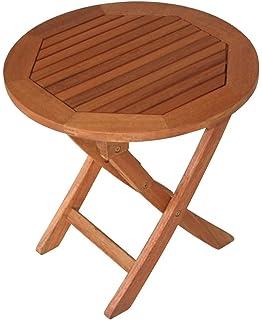 Garden Pleasure Tisch LOS ANGELES klappbar ge/ölt