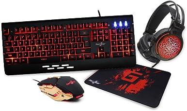 Redgear Manta Redgear MT41 Gaming Set