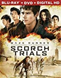 Maze Runner: The Scorch Trials [Edizione: