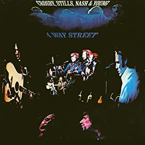 4 way street / Vinyl record [Vinyl-LP]