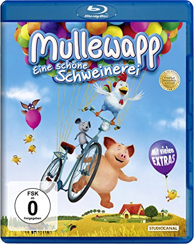 Eine schöne Schweinerei [Blu-ray]