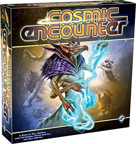 Cosmic Encounter (Castellano)