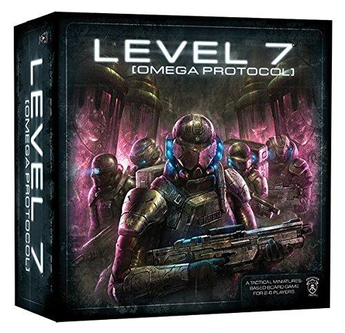 Preisvergleich Produktbild LEVEL 7 [Omega Protocol] - Englisch - Escape Nachfolger