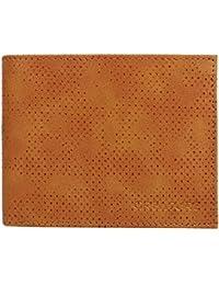 Creature Stylish Tan Color Wallet For Men/Boys(Color-Tan||WL-027)