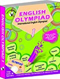 International English Olympiad - Class 1  with CD: Essential Principles with Examples, Mcqs and Solutions, Model Test Papers