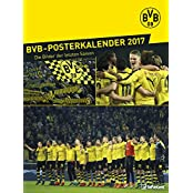 BVB Posterkalender 2017 - teNeues Fußballkalender, Fankalender Borussia Dortmund  -  48 x 64 cm