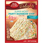 Betty Crocker Rainbow Cake Mix 432g p...