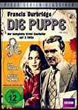 DVD Cover 'Francis Durbridge: Die Puppe (The Doll) - Der komplette 2-Teiler (Pidax Serien-Klassiker) [2 DVDs]