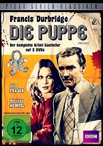 Francis Durbridge: Die Puppe (The Doll) - Der komplette 2-Teiler (2 DVDs)