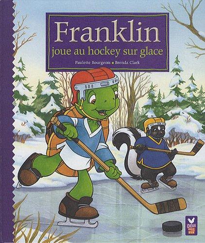 Franklin joue au hockey sur glace