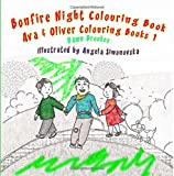 Bonfire Night Colouring Book: Ava & Oliver Colouring Books 1: Volume 1