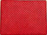 Armor' Radiation Shielding Laptop Pad - Crimson Red, Large