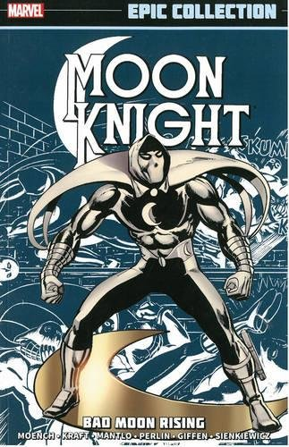 Moon Knight Epic Collection: Bad Moon Rising (Keith Moon Buch)