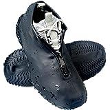 Lady of Luck Funda Impermeable de Silicona para La Lluvia, Prueba de Agua de Lluvia Nieve Zapatos Cubiertas del Zapato Fundas