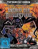 Angriff der Riesenspinne - Platinum Cult Edition (Blu-Ray + 2 DVDs + Audio-CD) limitierte Auflage 1000 Stück !! [Limited Edition]