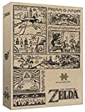 USAopoly Legend of Zelda - Puzzle Legend of The Hero