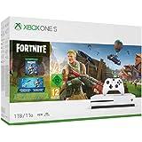 Xbox One S 1TB - Fortnite Bundle (inkl. Fortnite: Battle Royale, EON Skin-Set und 2.000 V-Bucks)