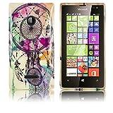 Microsoft Lumia 532 Silikon-Hülle Traumfänger weiche