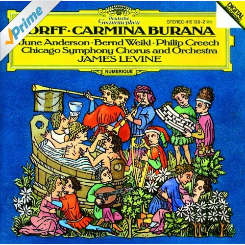 "Orff: Carmina Burana / 3. Cour d'amours - ""Dies, nox et omnia"""