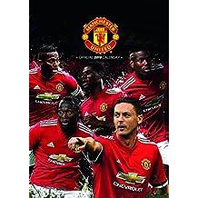 Manchester United Official 2018 Calendar - A3 Poster Format (Calendar 2018)