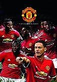 Manchester United F.C. Official 2018 Calendar - A3 Poster Format Calendar (Calendar 2018)
