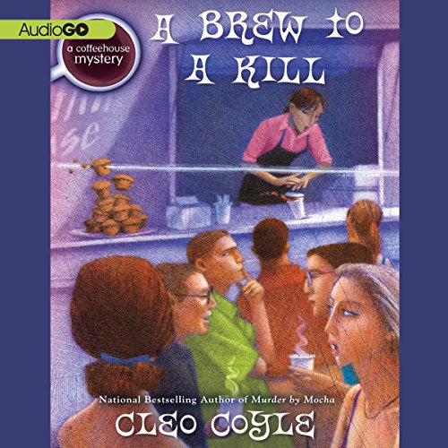 A Brew to a Kill  Audiolibri