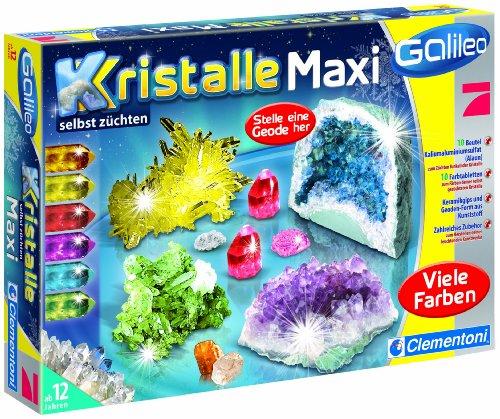 Galileo - Kristalle selbst züchten